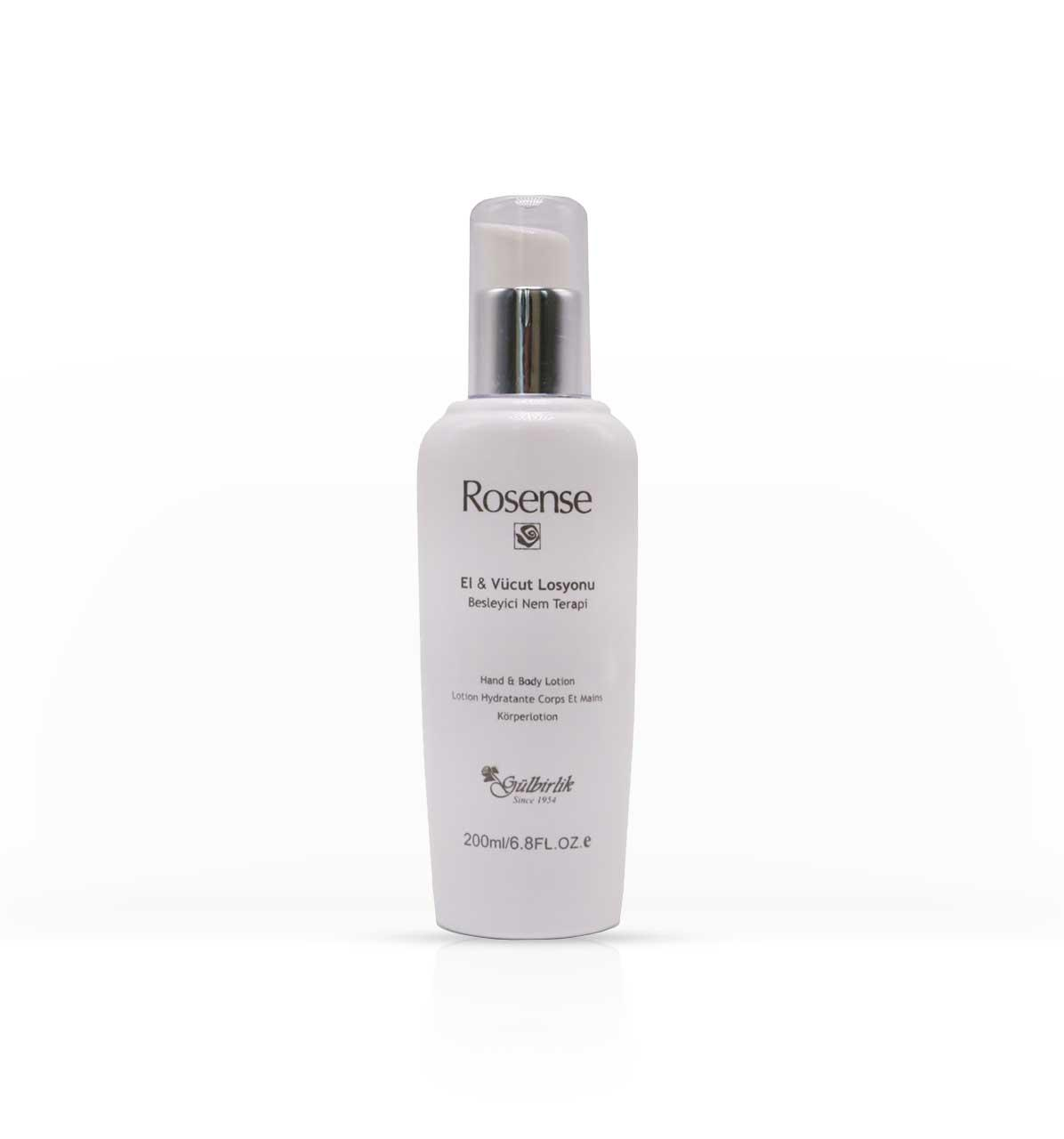 Hand and Body Lotion 200ml
