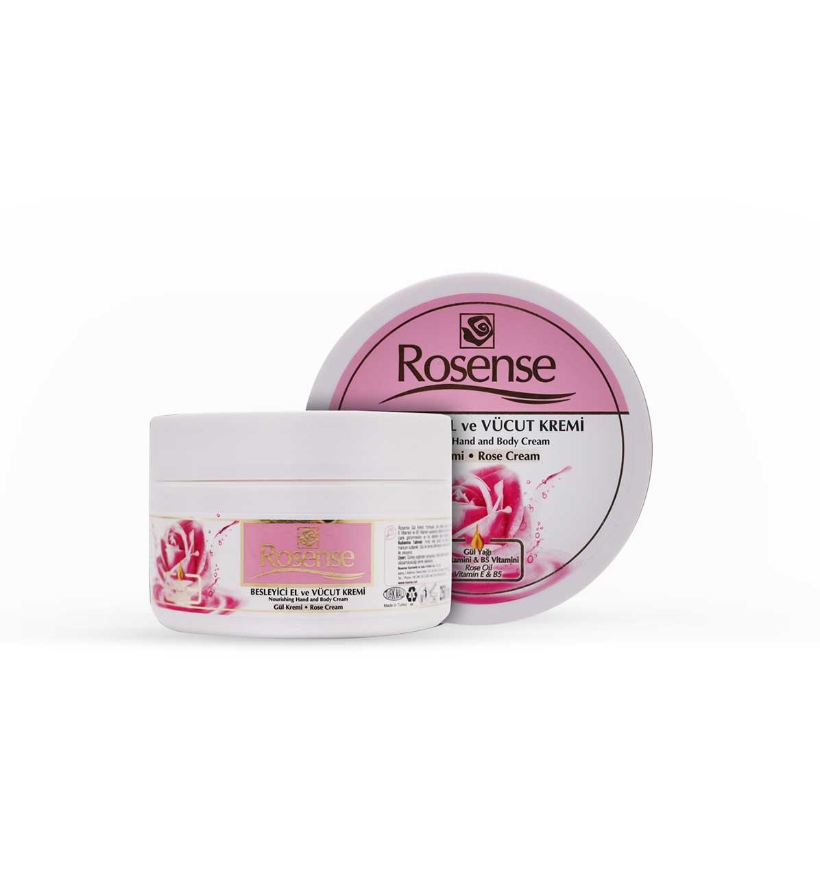 Rose Cream for Hand&Body 250ml