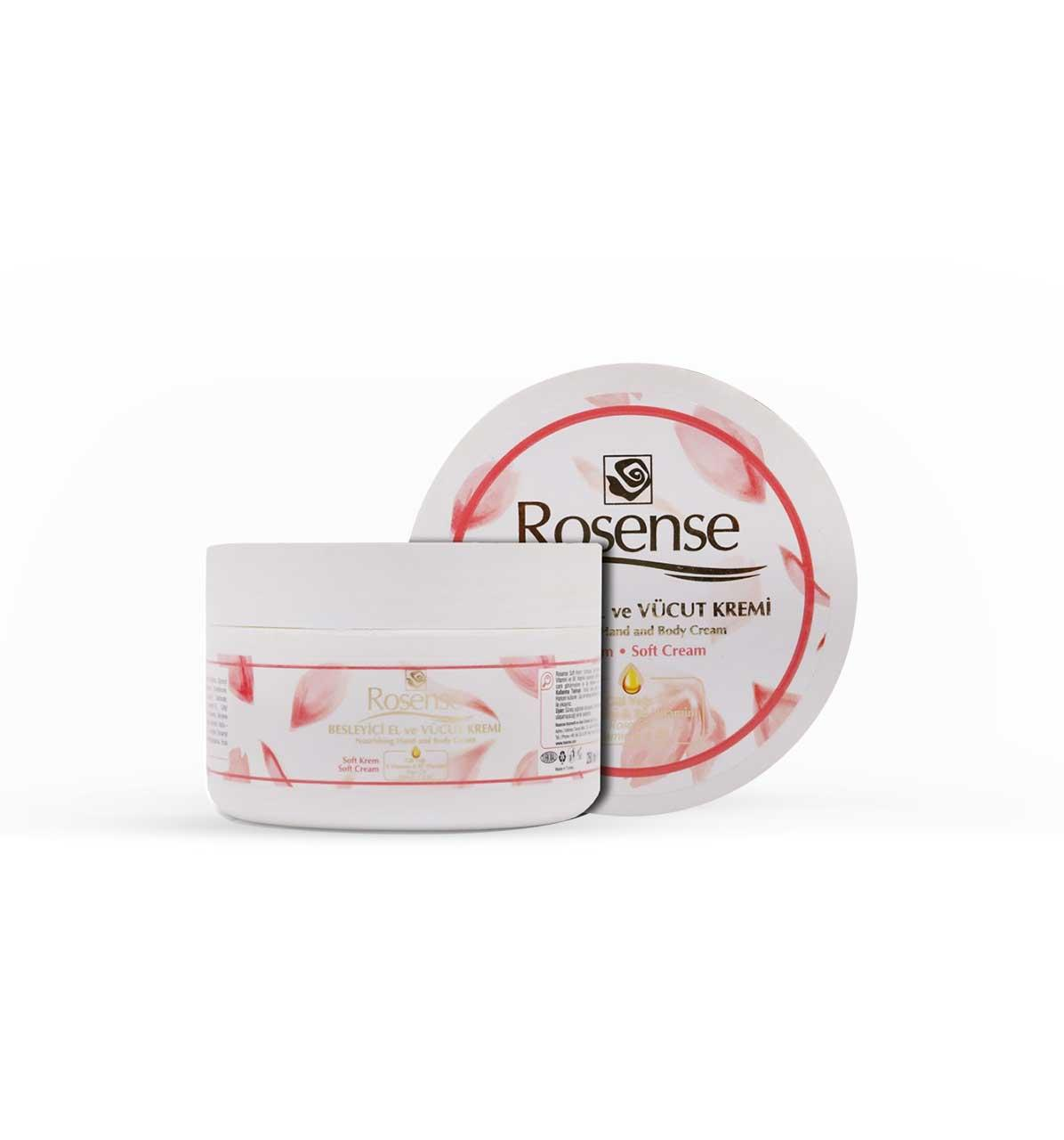 Nourishing Hand&Body Soft Cream